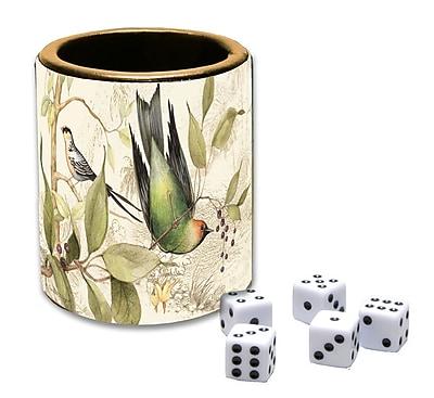 LANG Tropical Birds Dice Cup (2182002)