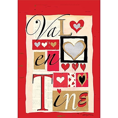 LANG Valentine Large Outdoor Flag (1710100)