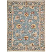 Nourison Nourmak Hand-Woven Blue Area Rug; 5'10'' x 8'10''