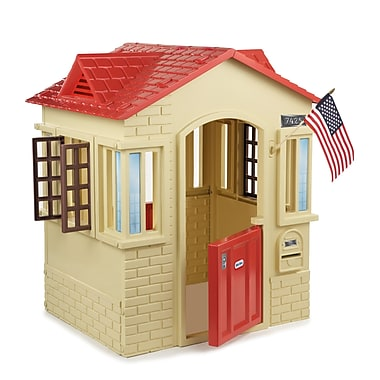Little Tikes Cape Cottage Playhouse; Tan