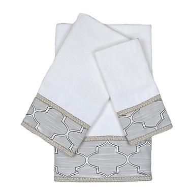 Austin Horn En'Vogue Stanton Gimp 3 Piece Towel Set