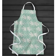 Wildon Home   Palmyra Full Sublimation Apron; Green