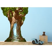 Wall-Ah! Magical Tree w/ Door Wall Decal
