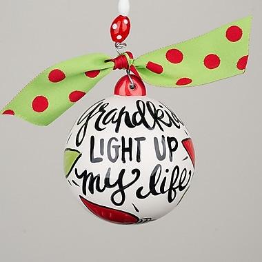 Glory Haus Grandkids Light Up My Life Ball Ornament