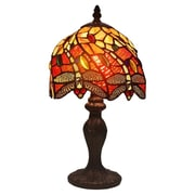 AmoraLighting Dragonfly 14.5'' Table Lamp