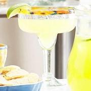 Global Amici Festival 15 Oz. Optic Margarita Glass (Set of 4)