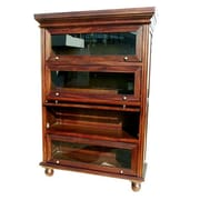 D-Art Collection 73'' Barrister Bookcase