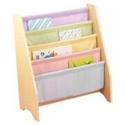 KidKraft Sling Book Display; Pastel
