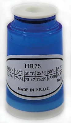 REED HR75 Humidity Calibration Standard, 75%