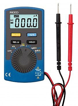 REED R5006 Autoranging Pocket Multimeter