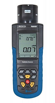 REED R8008 Portable Radiation Meter
