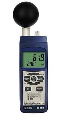 REED SD-2010 SD Series WBGT Heat Stress Meter, Datalogger