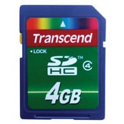 REED SD-4GB SD Memory Card, 4GB