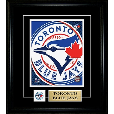 Frameworth Toronto Blue Jays Photo with Pin/Plate, 8