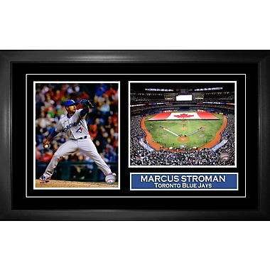 Frameworth Marcus Stroman Double Photo Frame, 8