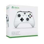 Xbox One - Manette sans fil, blanc, (889842084320)