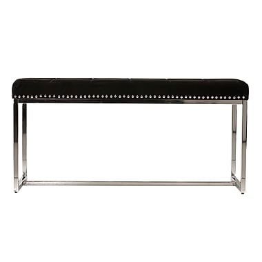 Cortesi Home Donato Upholstered Bench