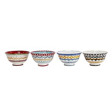Euro Ceramica Amalfi Bowls (Set of 4)