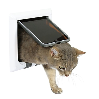 Trixie 4-Way Cat Door