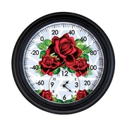 Exhart 15'' New York Botanical Gardens Clock