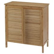Creative Bath Louver 26'' W x 29'' H Cabinet