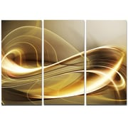 DesignArt Metal 'Elegant Modern Sofa' Graphic Art; 28'' H x 36'' W