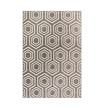 Art Carpet Highline Gray Area Rug; 9'2 x 12'4