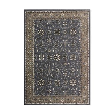 Art Carpet Kensington Aqua Area Rug; RUNNER 2'7 x 11