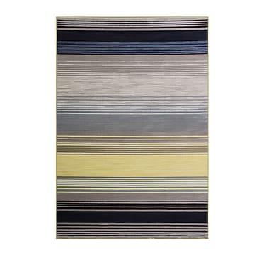 Art Carpet Bastille Gray Area Rug; Round 8'