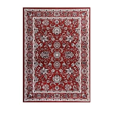 Art Carpet Arabella Red Area Rug; 9'2 x 12'4