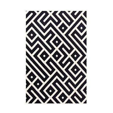 Art Carpet Highline Navy Blue Area Rug; RUNNER 2'2 x 7'7