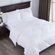 Puredown Lightweight Down Comforter; Twin