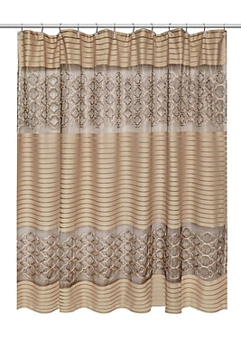 Popular Bath Products Spindle Shower Curtain