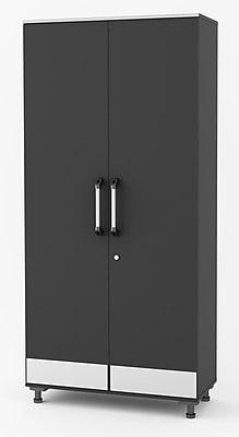 Altra Boss 76.4'' H x 35.6'' W x 15.8'' D Tall Storage Cabinet