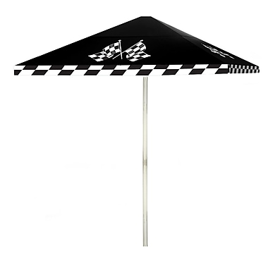 Best of Times 8' Have At It Boys Square Market Umbrella