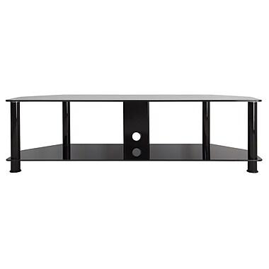AVF TV Stand; Black