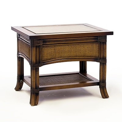 South Sea Rattan Pacifica End Table
