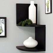 nexxt Design Priva Corner Shelf (Set of 4)