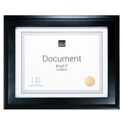 nexxt Design Kiera Grace Wood Document Picture Frame Set (Set of 12)