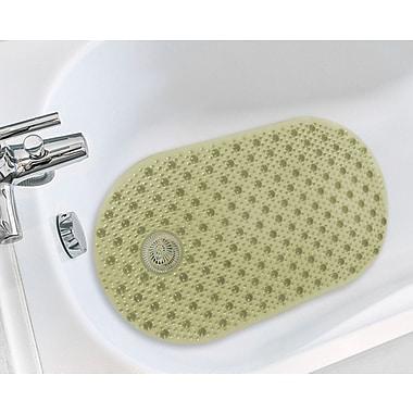 Sweet Home Collection Bubble Bathtub Mat; Sage