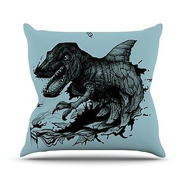KESS InHouse The Blanket II Throw Pillow; 18'' H x 18'' W x 4.1'' D