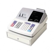 Sharp SHRXEA207 Cash Register, Thermal Printing, Graphic Logo Creation On Receipts by