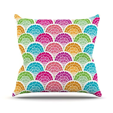 KESS InHouse Rina Throw Pillow; 26'' H x 26'' W