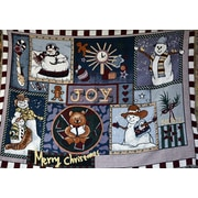 Tache Home Fashion Wonderful Season Tapestry Throw Blanket