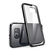 i-Blason Halo Series Clear Case for Samsung Galaxy S7 - Black