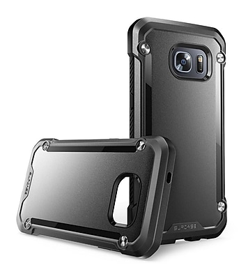 SUPCASE Unicorn Beetle Series Hybrid Protective Case for Samsung Galaxy S7 - Black