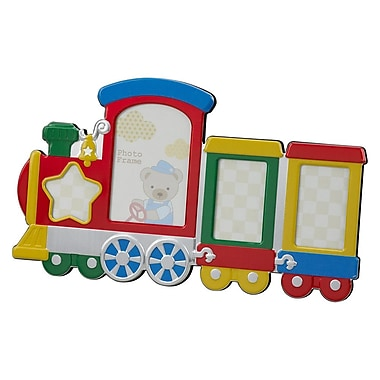 Creative Gifts International Train Picture Frame