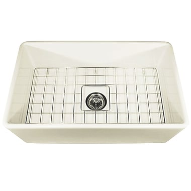 Nantucket Sinks Cape 30.25'' x 18'' Undermount Kitchen Sink