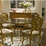 French Heritage French Accents Dining Table