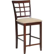 Wholesale Interiors Baxton Studio 25.125'' Bar Stool (Set of 2)